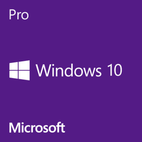 Windows 10 Pro 32bit 1pk DVD