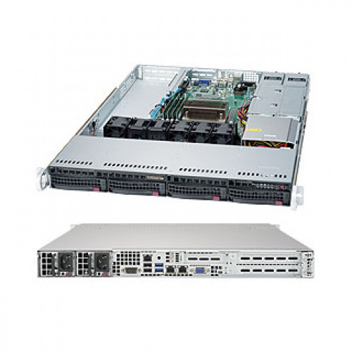 SuperServer 5019S-WR (Black)